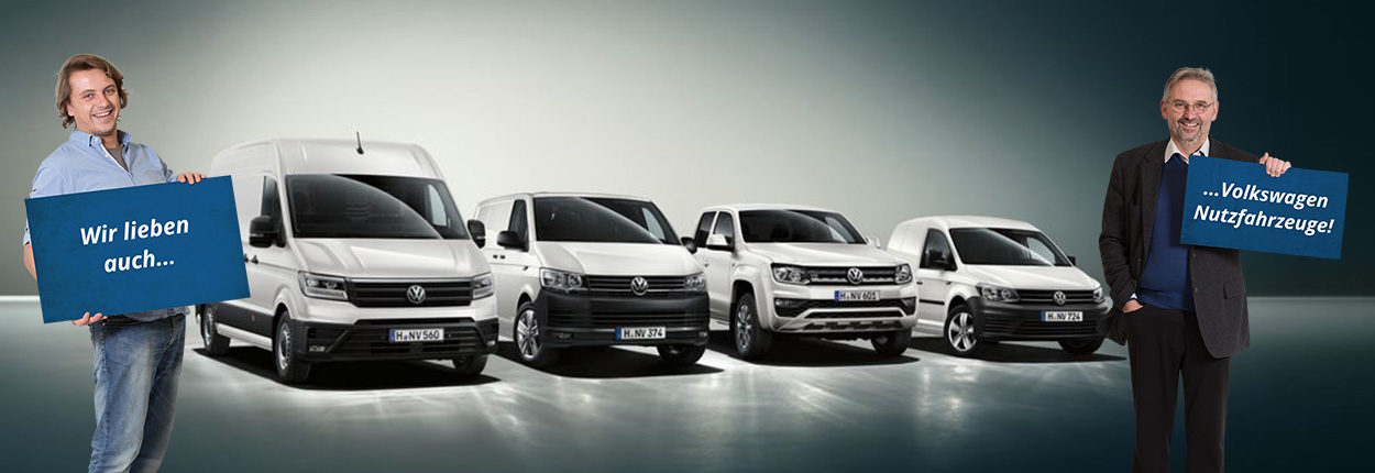 Start VW Nutzfahrzeuge