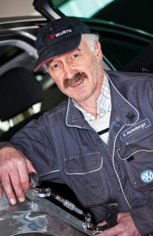 Hans Hechenberger