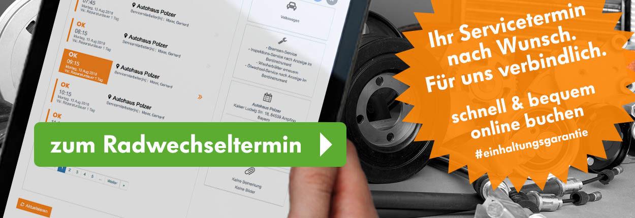 Start Autohaus Polzer | Radwechsel-Service